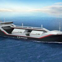 В Японии начали разработку судна на водородном топливе