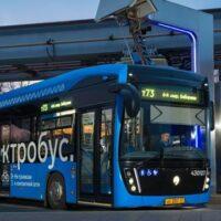 «Россети» установит в Москве 53 зарядные станции для электробусов
