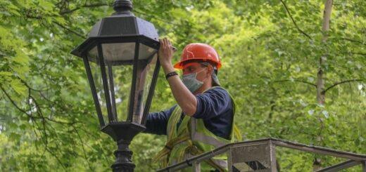 5 тысяч светодиодных светильников сэкономят 15 млн рублей бюджетных средств