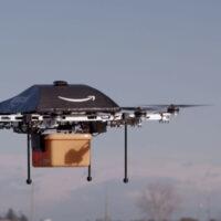 Amazon получила разрешение на дронов-доставщиков в США