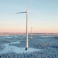 В Швеции началось строительство ветропарка мощностью 475 МВт