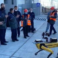 Робот-собака Spot от Boston Dynamics обследовал локации захоронения радиоактивных отходов в Чернобыле
