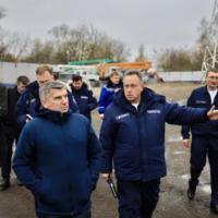 Генеральный директор «Росcети Центр» Игорь Маковский посетил с рабочим визитом Тверскую область