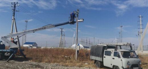 «Россети Северный Кавказ» обеспечили резервное питание первой ставропольской ветряной станции