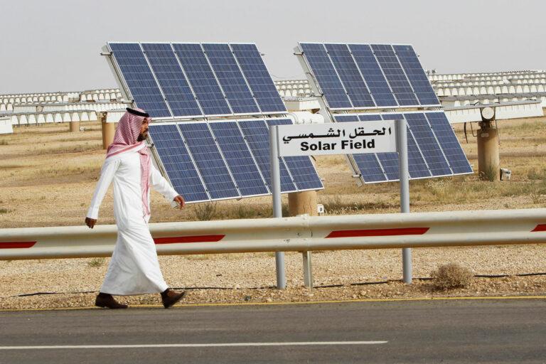 Саудовская Аравия инвестирует $ 20 млрд в возобновляемую электроэнергетику