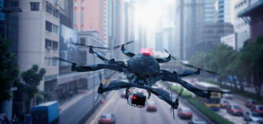 В Китае отследили наркоторговцев с помощью дрона