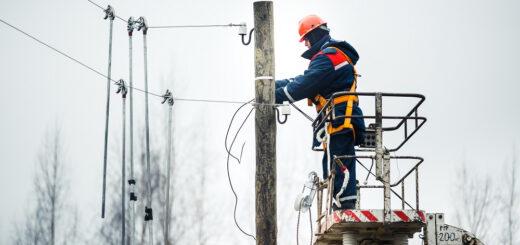 Специалисты «Россети Северо-Запад» в кратчайшие сроки восстановили электроснабжение потребителей после падения вертолета на ЛЭП в Вологодской области