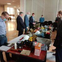 Минэнерго приняло участие во всероссийской штабной тренировке по гражданской обороне