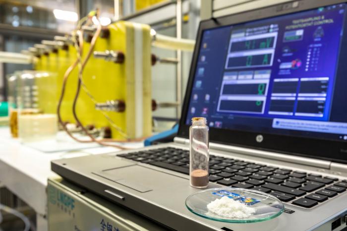 Создана экологичная аккумуляторная батарея из ванилина