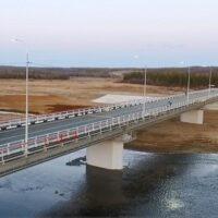 «Якутскэнерго» обеспечило электроснабжение моста, соединяющего Мирнинский и Сунтарский районы