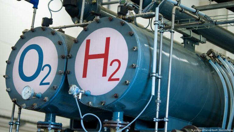 В Германии угольную шахту превратили в центр производства водорода