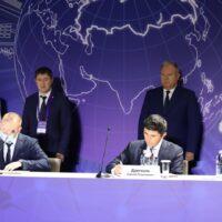 Пермский край и компания «Россети Урал» подписали первое в России регуляторное соглашение в сфере электроэнергетики