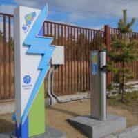 «Россети Сибирь» развивает инфраструктуру для электромобилей