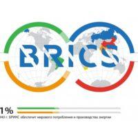 К 2040 году БРИКС обеспечит 41% мирового потребления и производства энергии