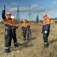 Энергетики отремонтировали 100 км высоковольтных ЛЭП в тимашевском энергорайоне