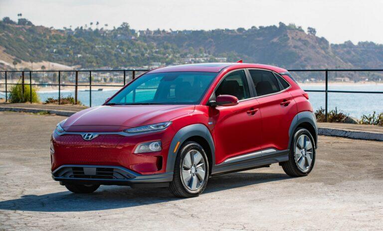 В Южной Корее компания Hyundai отзывает 25 тыс. электромобилей Hyundai Kona после 13 случаев возгорания