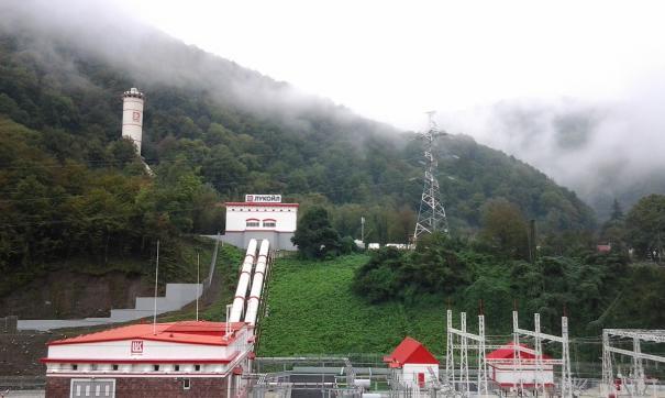ЛУКОЙЛ запустил модернизированную малую ГЭС в Краснодарском крае