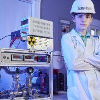 12-летний подросток из США самостоятельно собрал термоядерный реактор дома