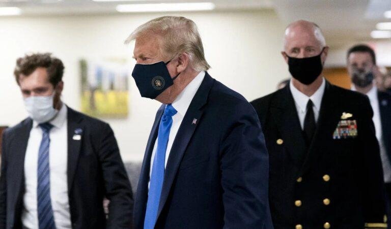 Brent теряет в цене на фоне новостей о том, что президент США Дональд Трамп заразился коронавирусом