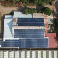 Ученый создал солнечную «краску», которая сможет заменить солнечные панели