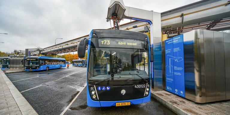 Сбербанк предоставил банковскую гарантию на поставку ультрабыстрых зарядных станций для столичных электробусов