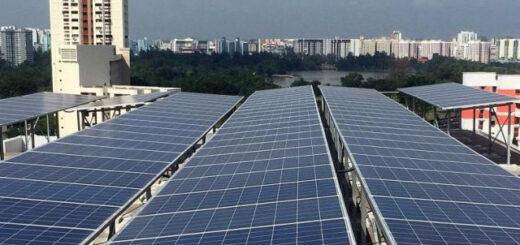 Facebook запитает ЦОД от солнечных батарей на крышах зданий в Сингапуре
