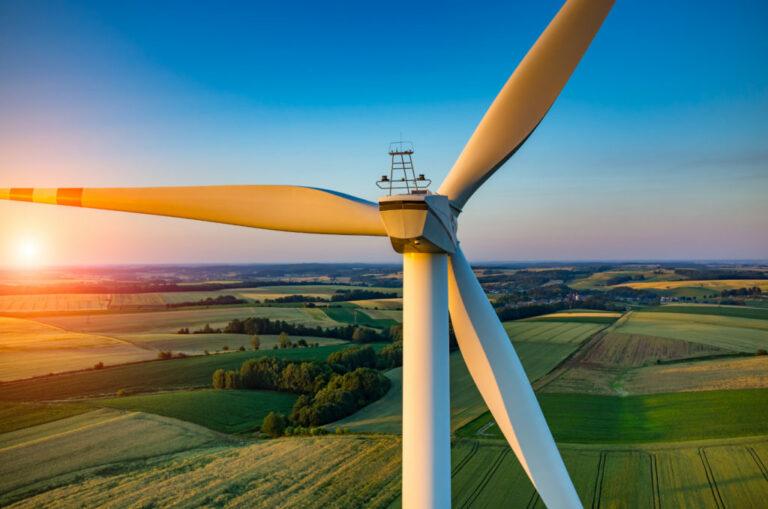 В Британии нацелились на мировое лидерство в ветровой энергетике