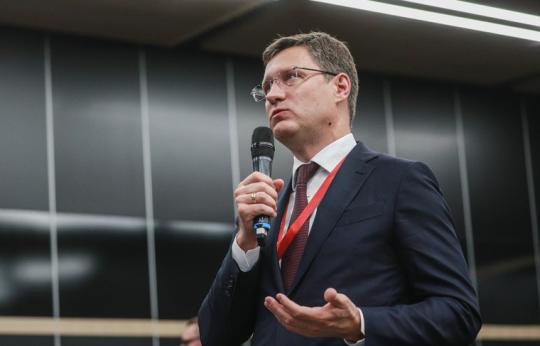 Новак заявил, что будет решать вопросы Энергостратегии до 2035 года совместно с Шульгиновым