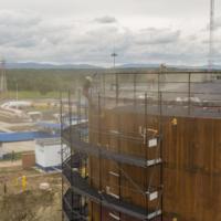 «Транснефть – Восток» реконструировало резервуар для хранения нефти на НПС «Нижнеудинск» в Иркутской области