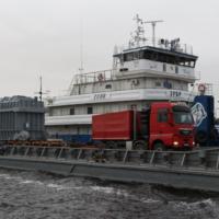На Ленинградскую АЭС доставлено уникальное оборудование