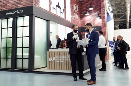 «Белэнергомаш» представил свою продукцию на международной выставке «Металл-Экспо'2020»