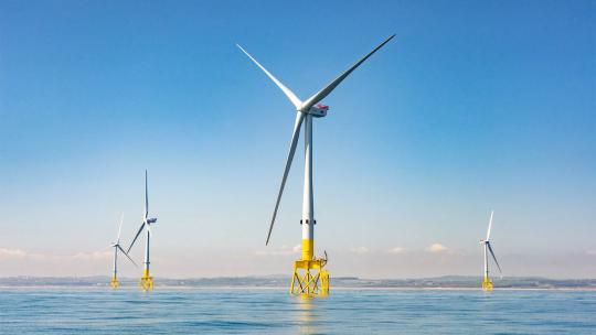 К 2030 году Шотландия планирует построить оффшорные ветровые электростанции мощностью до 11 ГВт