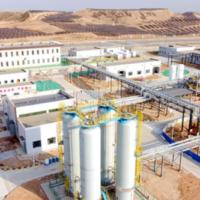 В Китае начали проект по производству «жидкого солнечного топлива»