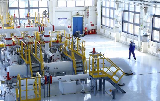 Завершено техперевооружение приемо-сдаточного пункта нефти в Амурской области