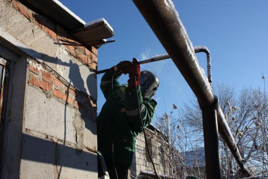 В Астрахани возбуждено уголовное дело о хищении газа