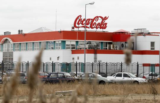 Завод Сoca-Сola в Санкт-Петербурге внедрил беспроводной учет электроэнергии