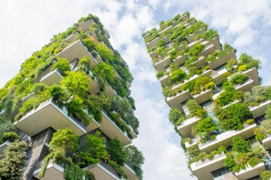 В Гамбурге появится «похожий на природу» жилой комплекс
