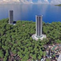 В Южной Корее представили проект 12-этажных башен для генерации ветровой энергии