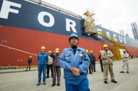 Горнодобывающий гигант Fortescue хочет стать энергетическим и построить 235 ГВт мощностей ВИЭ