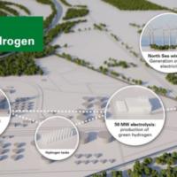 BP и Orsted начнут производство «зеленого» водорода