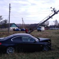 Энергетики оперативно восстановили энергоснабжение, нарушенное в результате ДТП в Апшеронском районе