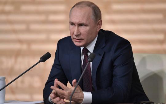 Путин: финансирование подключения малых сел к интернету может быть увеличено
