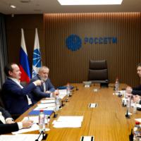 «Россети» и Правительство Чечни обсудили приоритетные направления сотрудничества