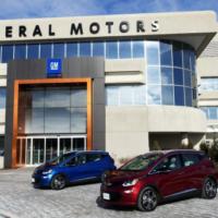 General Motors отзовет 68 тысяч электромобилей из-за возможного возгорания аккумуляторов