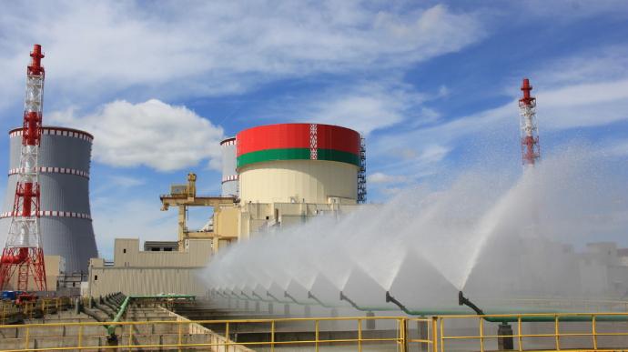 На Белорусской АЭС подтвердили, что приостановили производство электроэнергии