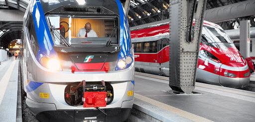 В Италии создадут поезда на водородном топливе