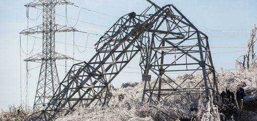 Ущерб от ледяного дождя в Приморье предварительно оценили в 266 млн. рублей