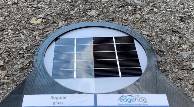 Французский стартап разработал антибликовое стекло, которое увеличивает эффективность солнечных панелей на 12%