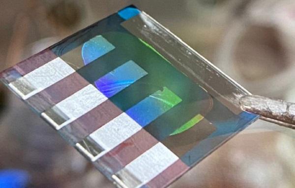 Петербургские ученые представили инновационную разработку в солнечной энергетике