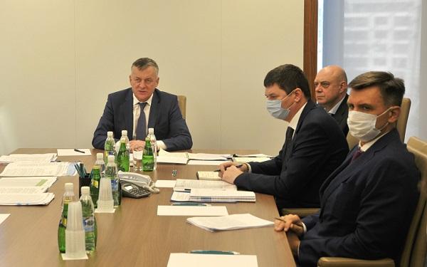 «Газпром межрегионгаз» приступает к программе газификации на 526 млрд. рублей